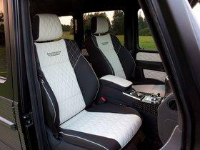 Ver foto 8 de Mansory Mercedes G Gronos Black Edition W463 2015
