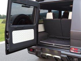 Ver foto 7 de Mansory Mercedes G Gronos Black Edition W463 2015
