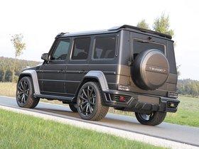 Ver foto 5 de Mansory Mercedes G Gronos Black Edition W463 2015