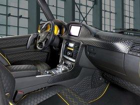 Ver foto 3 de Mansory Mercedes Clase G Gronos W463 2013