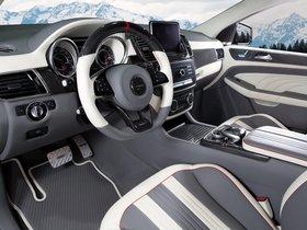 Ver foto 7 de Mercedes Mansory GLE Coupe C292 2016