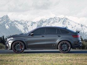 Ver foto 3 de Mercedes Mansory GLE Coupe C292 2016