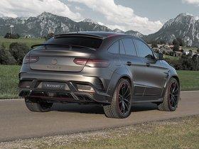 Ver foto 2 de Mercedes Mansory GLE Coupe C292 2016