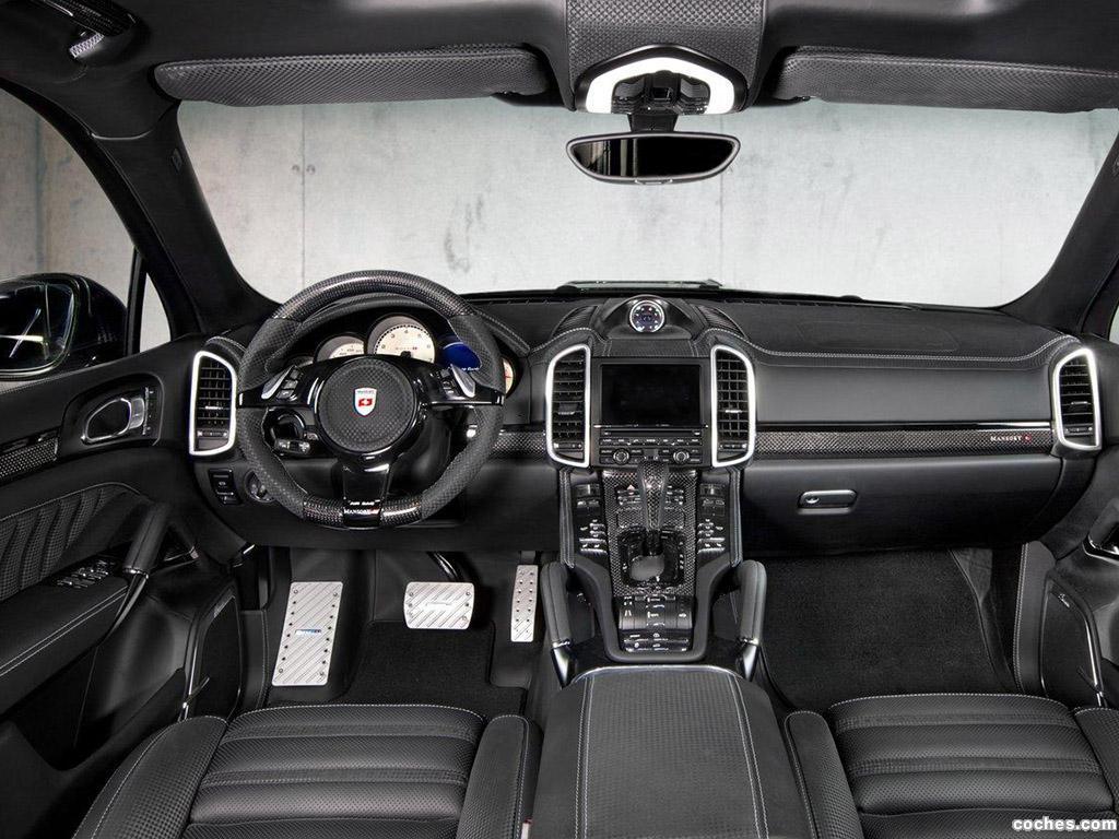 Foto 12 de Porsche mansory Cayenne 2011