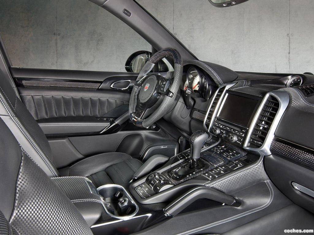 Foto 11 de Porsche mansory Cayenne 2011