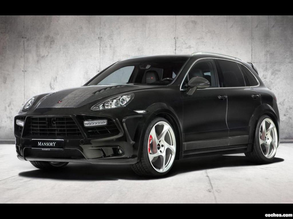Foto 6 de Porsche mansory Cayenne 2011