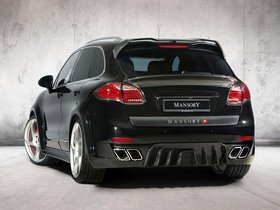 Ver foto 3 de Porsche mansory Cayenne 2011