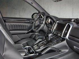 Ver foto 12 de Porsche mansory Cayenne 2011