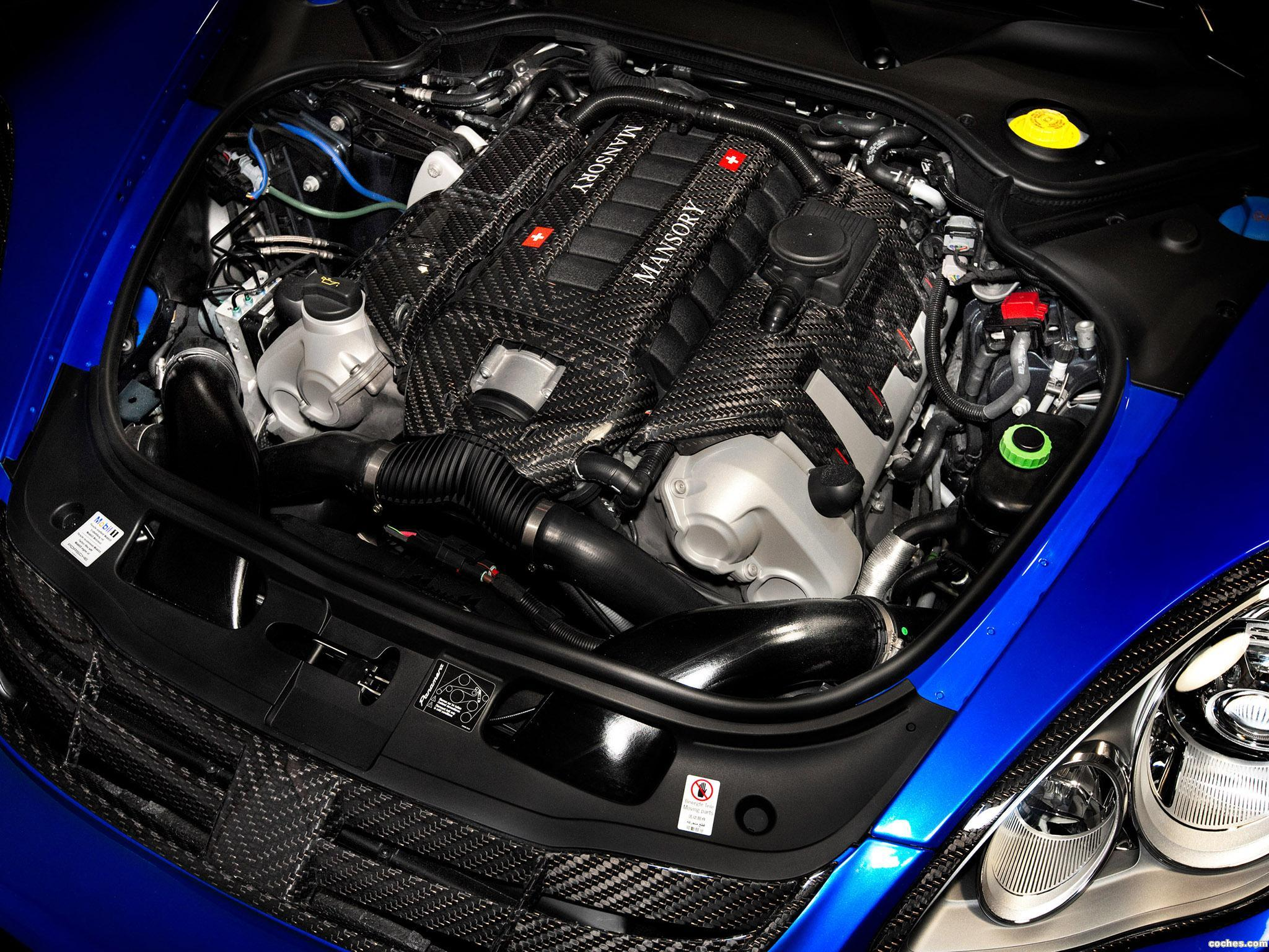 Foto 6 de Porsche mansory Panamera Turbo 2010