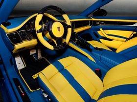 Ver foto 9 de Porsche mansory Panamera Turbo 2010