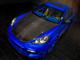Ver foto 5 de Porsche mansory Panamera Turbo 2010