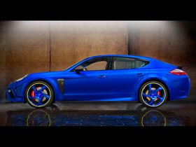 Ver foto 2 de Porsche mansory Panamera Turbo 2010