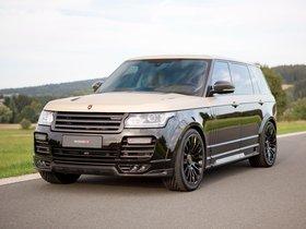 Ver foto 1 de Mansory Range Rover Autobiography LWB L405 2015