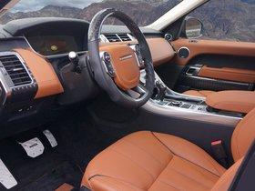 Ver foto 13 de Mansory Land Rover Range Rover Sport 2014