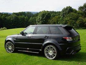 Ver foto 4 de Mansory Land Rover Range Rover Sport 2014