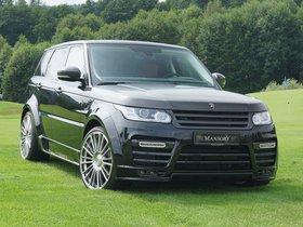 Ver foto 3 de Mansory Land Rover Range Rover Sport 2014