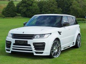 Ver foto 2 de Mansory Land Rover Range Rover Sport 2014