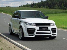 Fotos de Mansory Land Rover Range Rover Sport 2014