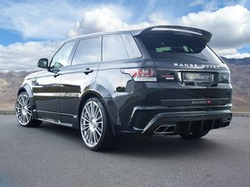 Ver foto 12 de Mansory Land Rover Range Rover Sport 2014