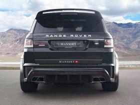 Ver foto 11 de Mansory Land Rover Range Rover Sport 2014