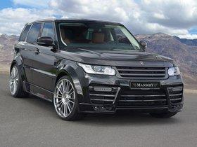 Ver foto 10 de Mansory Land Rover Range Rover Sport 2014