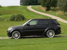 Ver foto 9 de Mansory Land Rover Range Rover Sport 2014