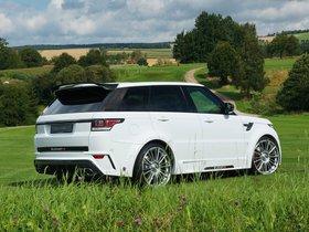 Ver foto 8 de Mansory Land Rover Range Rover Sport 2014