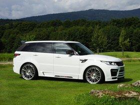 Ver foto 7 de Mansory Land Rover Range Rover Sport 2014