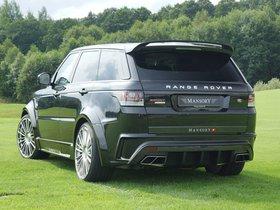Ver foto 6 de Mansory Land Rover Range Rover Sport 2014