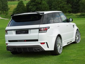 Ver foto 5 de Mansory Land Rover Range Rover Sport 2014