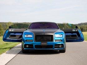 Ver foto 1 de Mansory Rolls Royce Bleurion 2015