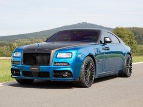 Ver foto 4 de Mansory Rolls Royce Bleurion 2015