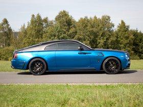 Ver foto 3 de Mansory Rolls Royce Bleurion 2015