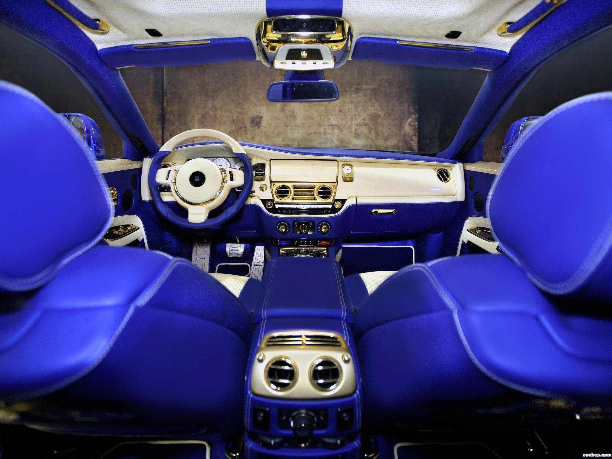 Foto 4 de Mansory Rolls Royce Ghost 2010