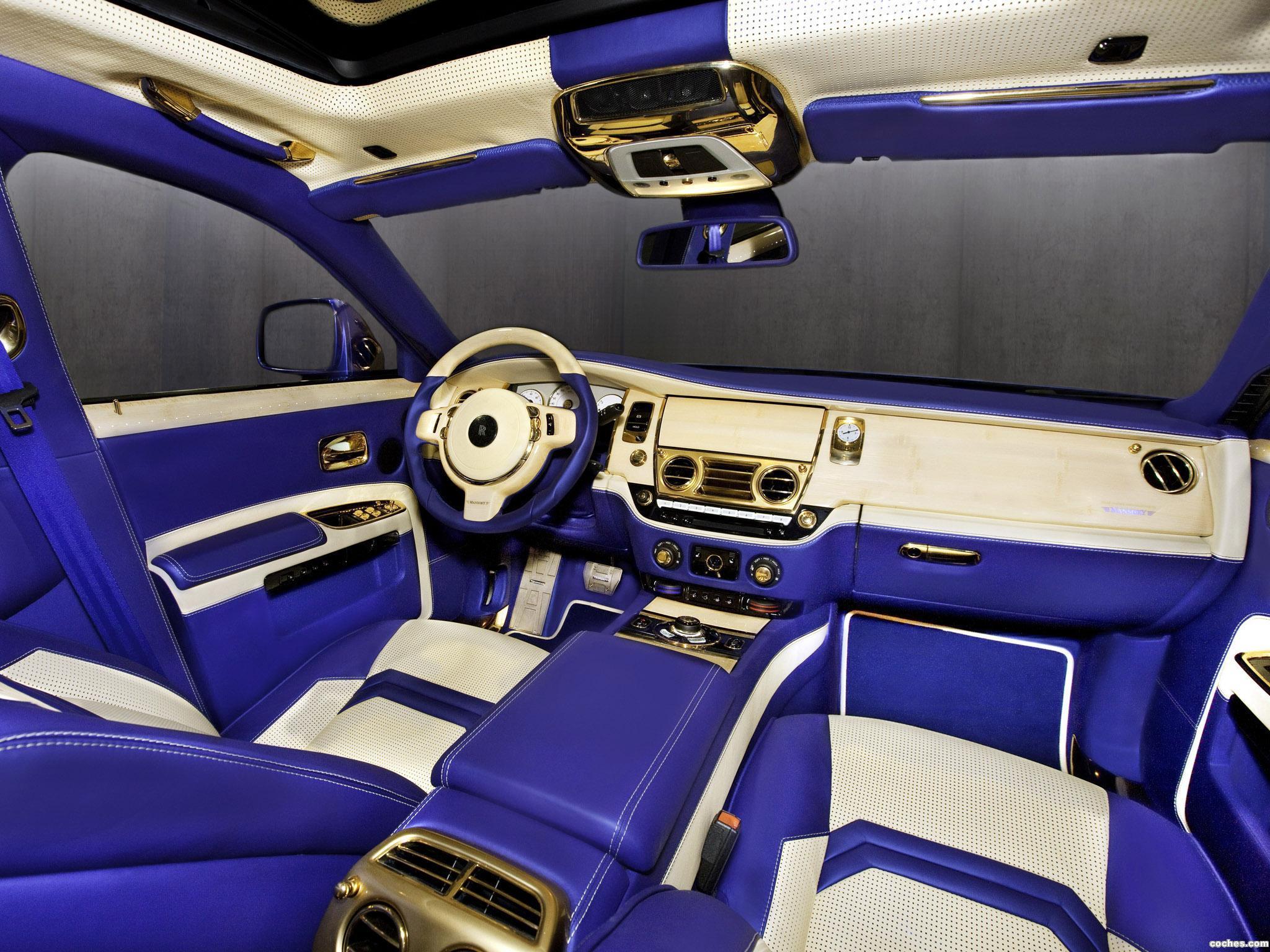 Foto 3 de Mansory Rolls Royce Ghost 2010