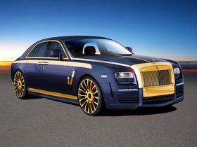 Ver foto 12 de Mansory Rolls Royce Ghost 2010