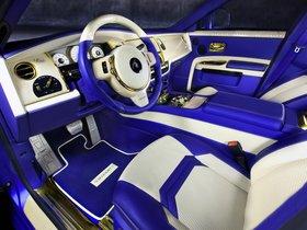 Ver foto 3 de Mansory Rolls Royce Ghost 2010