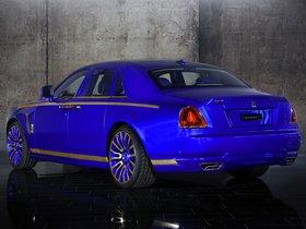 Ver foto 2 de Mansory Rolls Royce Ghost 2010
