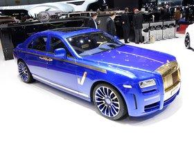 Fotos de Mansory Rolls Royce Ghost 2010