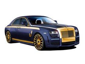Ver foto 10 de Mansory Rolls Royce Ghost 2010