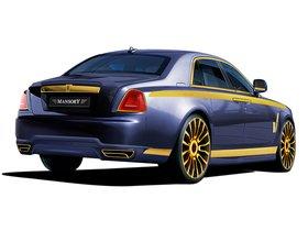 Ver foto 9 de Mansory Rolls Royce Ghost 2010