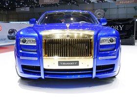 Ver foto 8 de Mansory Rolls Royce Ghost 2010