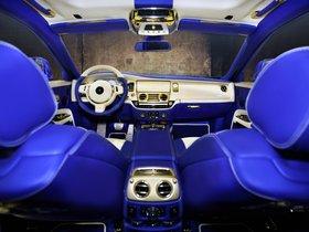 Ver foto 5 de Mansory Rolls Royce Ghost 2010