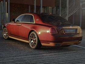 Ver foto 3 de Mansory Rolls Royce Ghost 2014