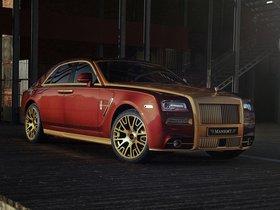 Fotos de Mansory Rolls Royce Ghost 2014
