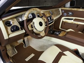 Ver foto 10 de Rolls-Royce Ghost White mansory 2010