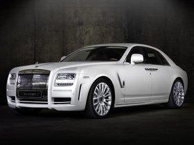 Ver foto 1 de Rolls-Royce Ghost White mansory 2010