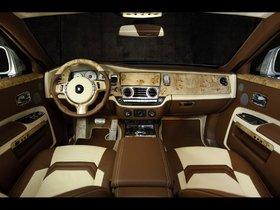 Ver foto 9 de Rolls-Royce Ghost White mansory 2010