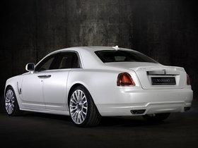 Ver foto 6 de Rolls-Royce Ghost White mansory 2010