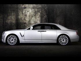 Ver foto 5 de Rolls-Royce Ghost White mansory 2010